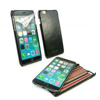 apple iphone 6 plus alston craig shell case vintage leather black 1