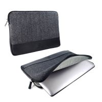 austin craig laptop sleeve 15in black leather 1 2