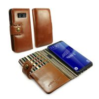 samsung note 8 alston craig vintage leather wallet case brown1